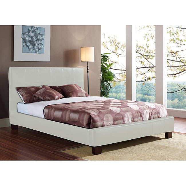 Cape Cod Cal King Bed in Pearl