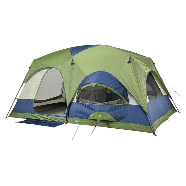 High Sierra Appalachian 2 Room Cabin Tent Free Shipping