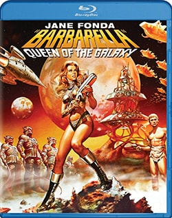Barbarella (Blu-ray Disc)