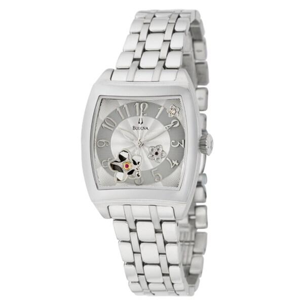 Bulova Women's BVA Series Stainless Steel Automatic Watch
