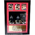 Miami Heat Big 3 12x18 Three Card Frame