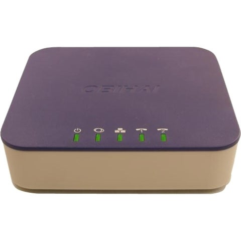 Obihai OBi202 VoIP Telephone Adapter with 2-Phone Ports, Router & USB