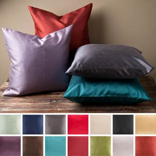 Decorative Chic Square Feather Fill Pillow