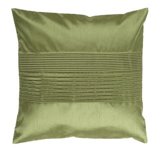 Decorative Hind 18 Inch Square Pillow (Option: White)