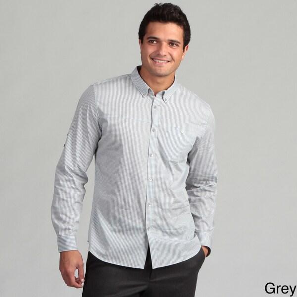 Calvin Klein Men's Slim Fit Woven Shirt FINAL SALE