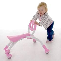 Ybike Pink Pewi Ride-on - Thumbnail 1