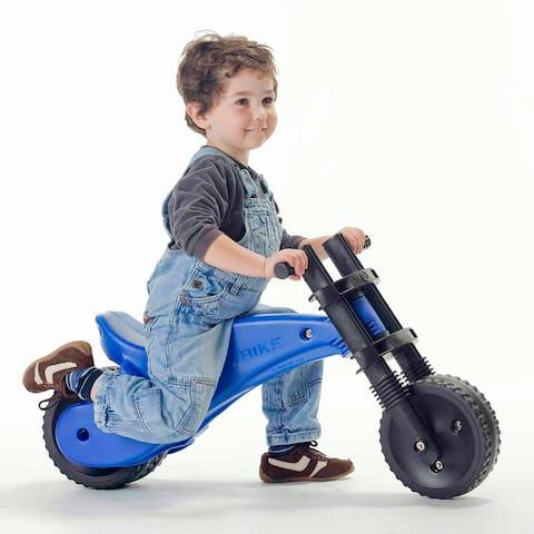 Ybike Blue Balance Bike