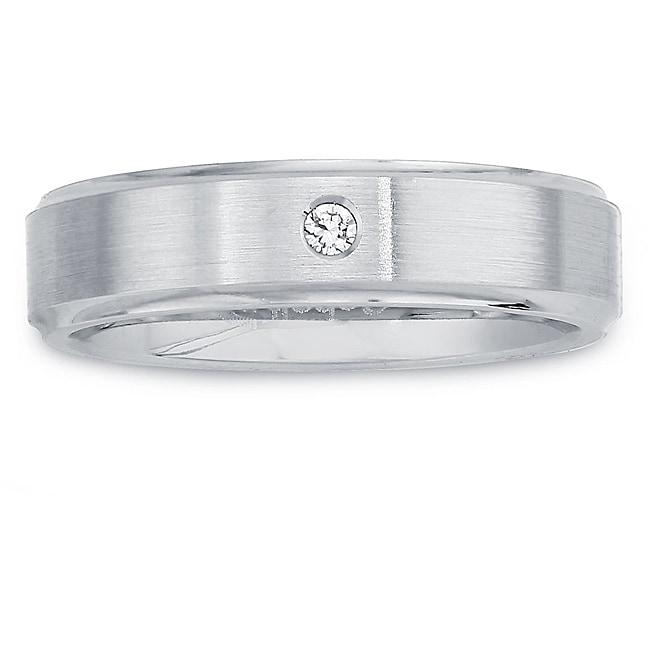 Cobalt Women's Diamond Accent 5-mm Band By Ever One