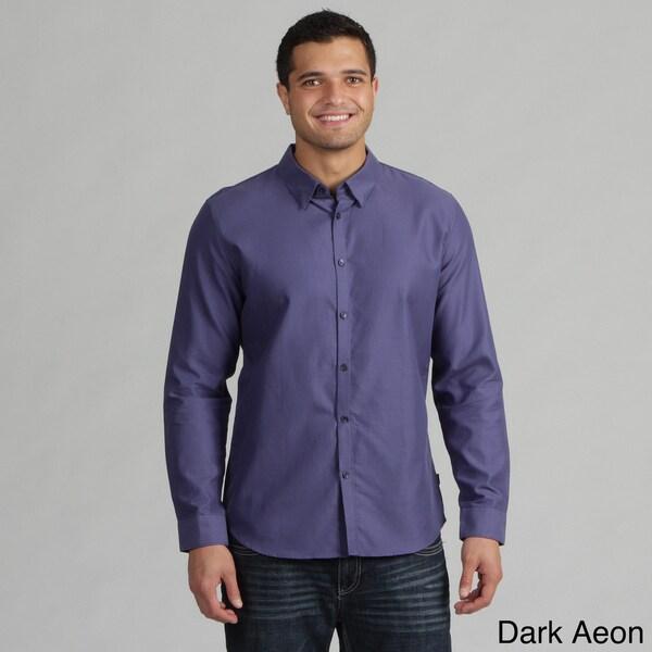 Calvin Klein Men's Woven Shirt
