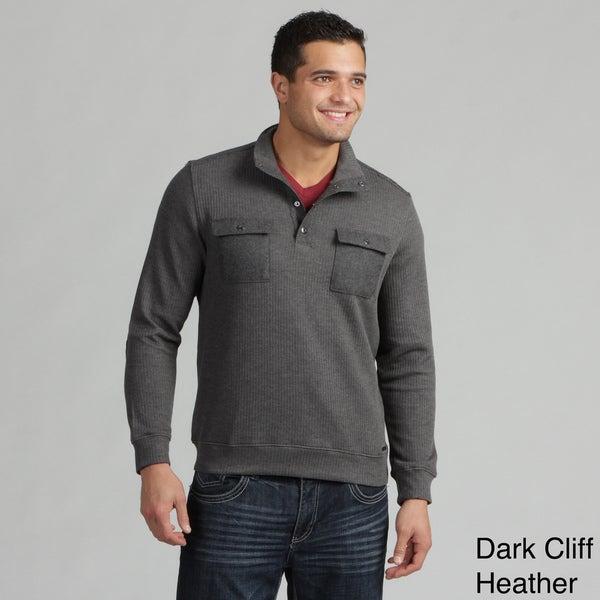 Calvin Klein Men's Ribbed Sweater