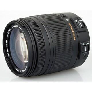 Sigma 18-250mm F3.5-6.3 DC OS HSM Zoom Lens