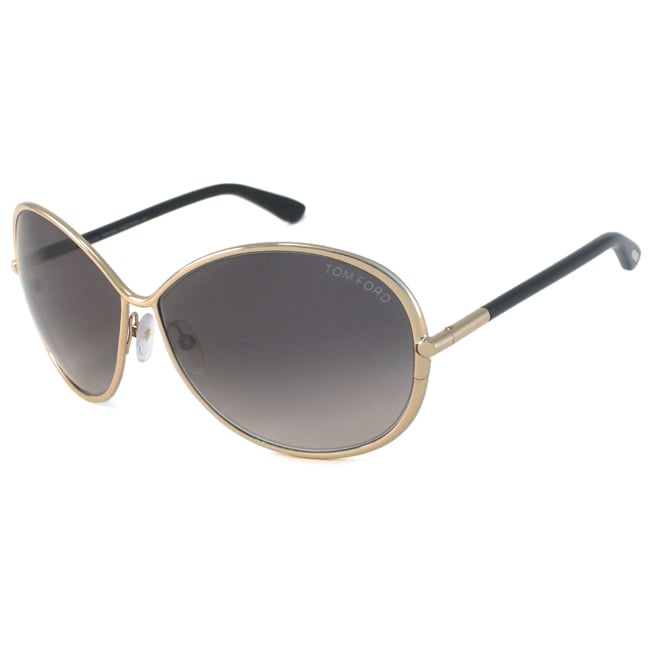 Tom Ford TF0180 Iris Women's Oversize Sunglasses