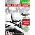 Xbox 360 - Batman: Arkham City Game of the Year