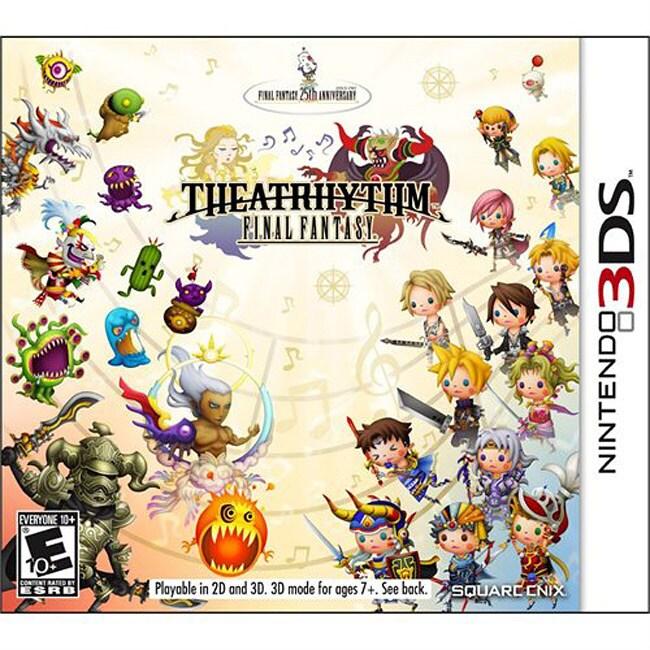 Nintendo 3DS - Theatrhythm: Final Fantasy