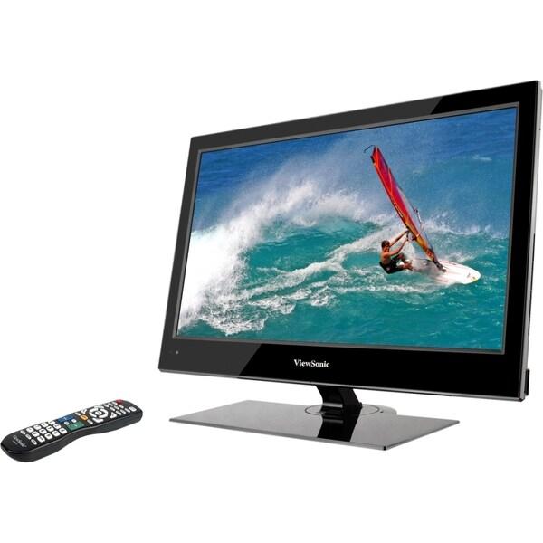 "Viewsonic VT1901LED 19"" 720p LED-LCD TV - 16:9 - HDTV"
