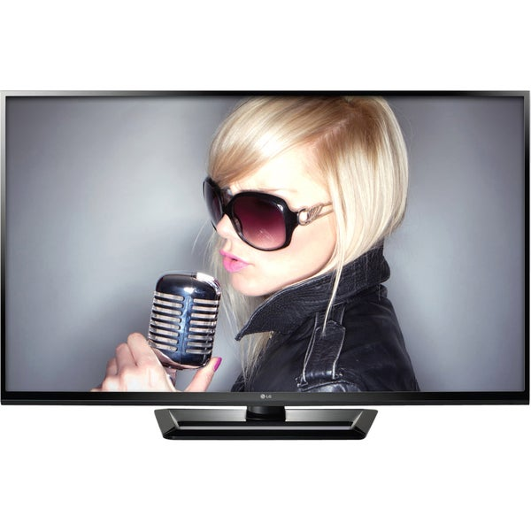 "LG 42PA450C 42"" 720p Plasma TV - 16:9 - HDTV - 600 Hz"