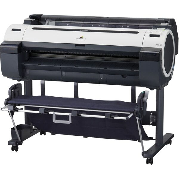 "Canon imagePROGRAF iPF765 Inkjet Large Format Printer - 36"" Print Wid"