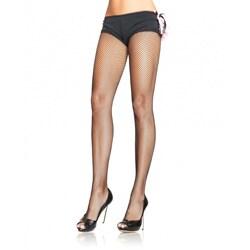 Leg Avenue Black Fishnet Pantyhose
