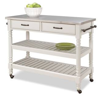 Metal Kitchen Carts For Less | Overstock.com