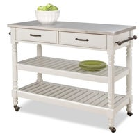 Clear Kitchen Carts