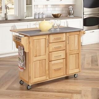 Home Styles Natural Breakfast Bar Kitchen Cart|https://ak1.ostkcdn.com/images/products/6626771/P14192873.jpg?_ostk_perf_=percv&impolicy=medium
