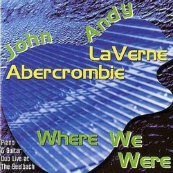 A Laverne/Abercrombi - Where We Were