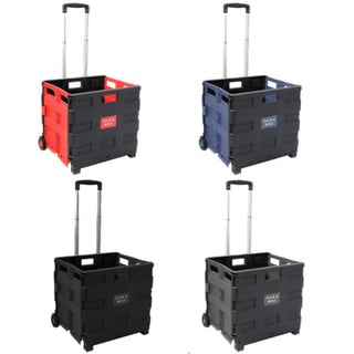 Pack and Roll Lightweight Folding Shopping/ Utility Cart
