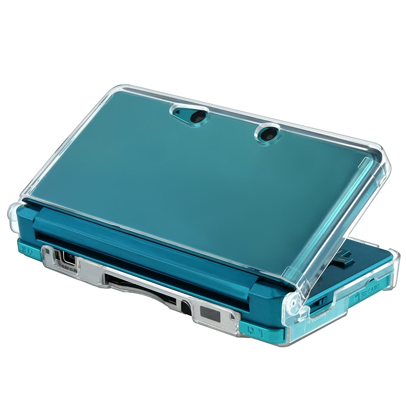 INSTEN Clear Crystal Case Cover for Nintendo 3DS