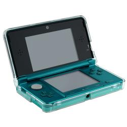 INSTEN Clear Crystal Case Cover for Nintendo 3DS - Thumbnail 2