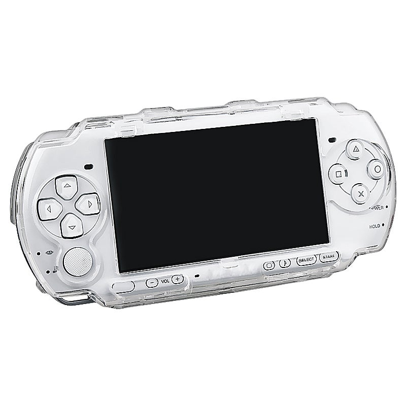 INSTEN Clear Crystal Phone Case Cover for Sony PSP