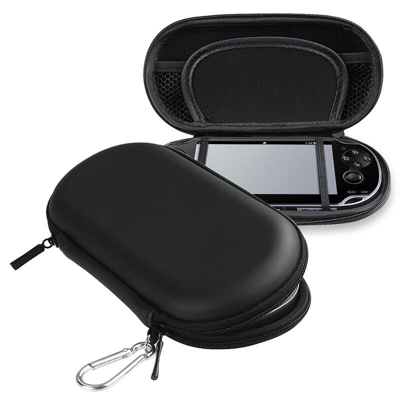 INSTEN Black Eva Case Cover for Sony Playstation Vita