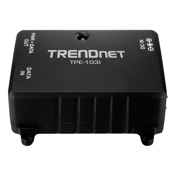 TRENDnet TPE-103I Power over Ethernet Injector
