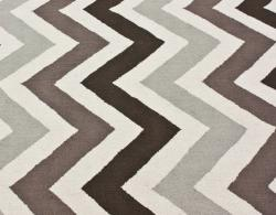 nuLOOM Handmade Chevron Abstract Wool Rug (5' x 8') - Thumbnail 2