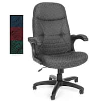 OFM 550 'Mobile Arm' Fabric Executive and Conference Chair