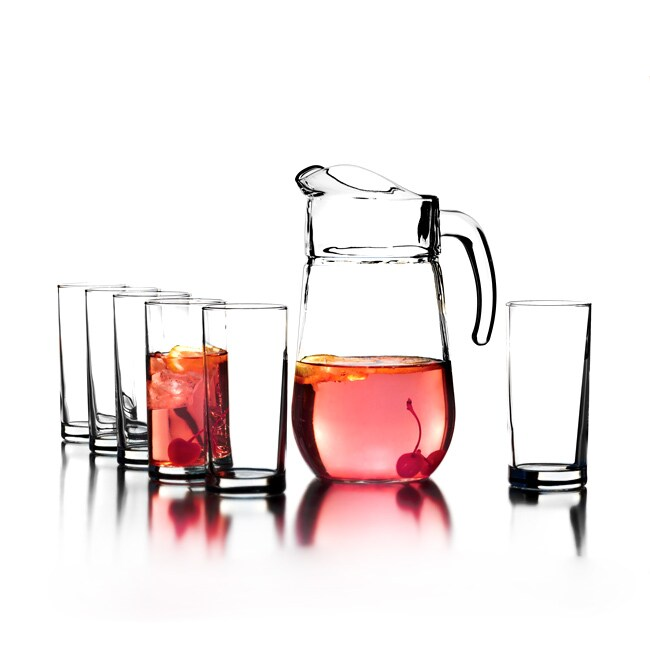 StyleSetter Soho 7-piece Beverage Set