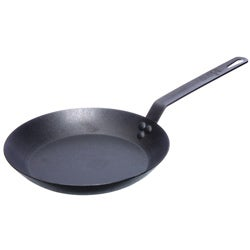 Lodge Seasoned Carbon Steel 10-inch Skillet