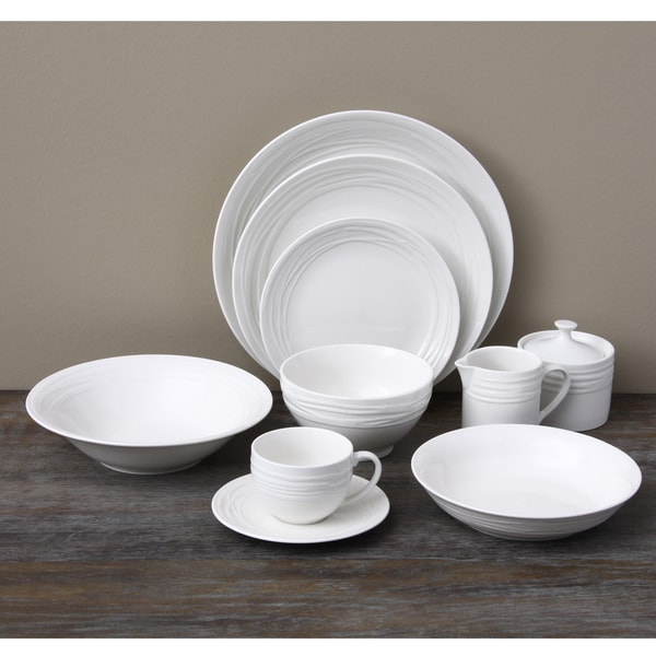 Oneida Verve 53-piece Dinnerware Set