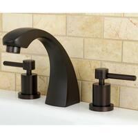 Oil Rubbed Bronze Roman Tub Filler Faucet
