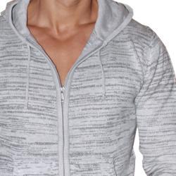 191 Unlimited Men's Grey Hoodie