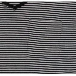 Something Strong Men's Striped Long Sleeve Tee - Thumbnail 2