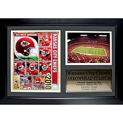 Kansas City Chiefs 2010 Photo Stat Frame - Thumbnail 0