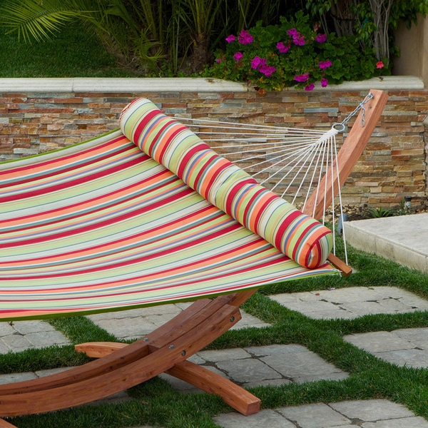 RST Summer Stripe Hammock Bed