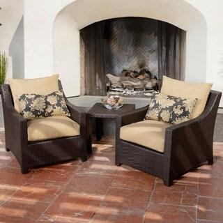 RST Delano Outdoor Three-Piece Weather-Resistant Patio Furniture Set