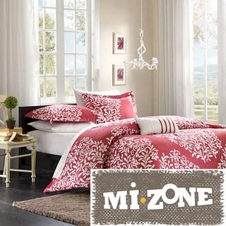 Mi Zone Lyon Pink 4-piece Comforter Set
