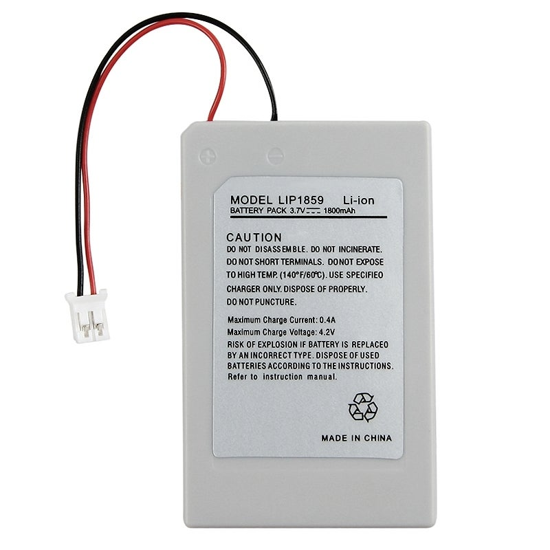 INSTEN Controller Replacement Battery for Sony Playstation 3