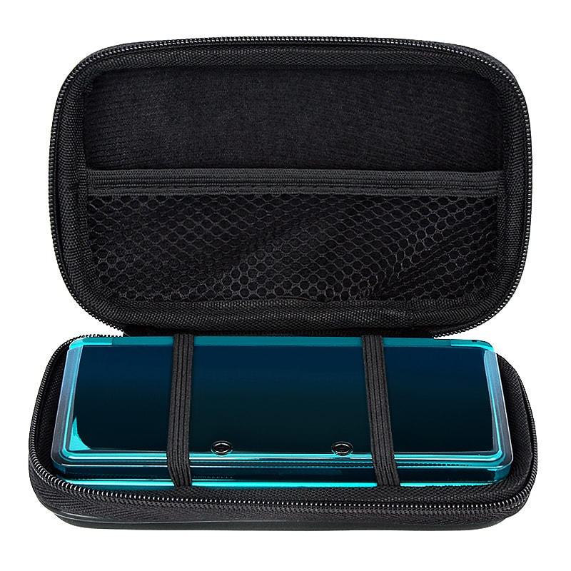 INSTEN Black Eva Case Cover for Nintendo 3DS/ DS Lite