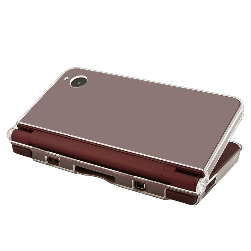 INSTEN Clear Crystal Case Cover for Nintendo DSi LL
