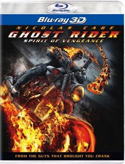 Ghost Rider Spirit of Vengeance 3D (Blu-ray Disc)