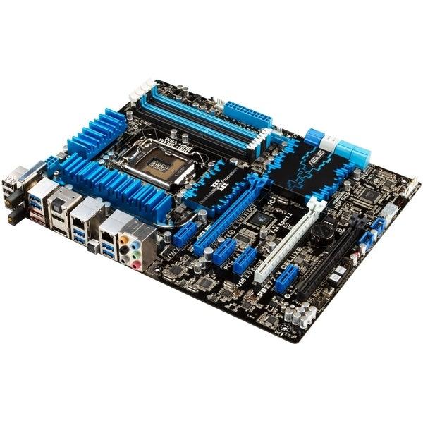 Asus P8Z77-V DELUXE Desktop Motherboard - Intel Chipset - Socket H2 L