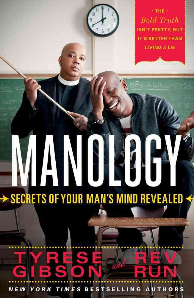 Manology: Secrets of Your Man's Mind Revealed (Hardcover)